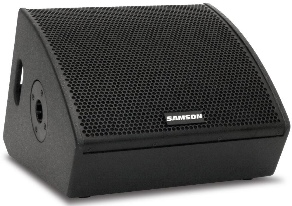 "Samson RSXM10A Powered Stage Monitor 10"" - 800W"