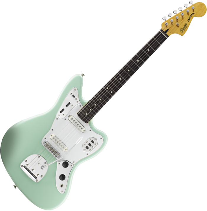Fender Jaguar Sweetwater: The Best Electric Guitars Under $500 - Solidbody