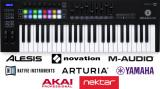The Highest Rated 49-Key MIDI Controller Keyboards