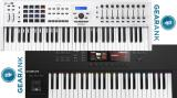 The Highest Rated 61 Key MIDI Controller Keyboards