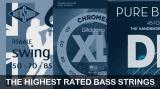 The Highest Rated Bass Strings