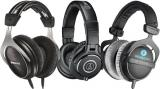The Highest Rated Headphones for Recording - Closed Back