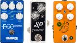 The Highest Rated Guitar Compressor Pedals