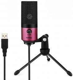 Fifine K669 Condenser USB Microphone