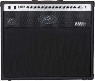 Peavey 6505 Plus 112 Tube Combo Guitar Amplifier 60W 1x12