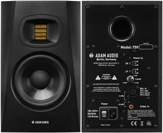 "ADAM Audio T5V 5"" Powered Studio Monitor"