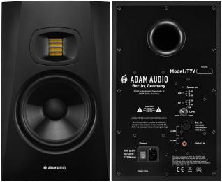 "ADAM Audio T7V 7"" Powered Studio Monitor"