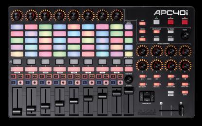 Akai Professional APC40 MKII MIDI Pad Controller