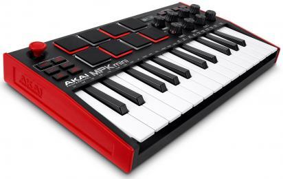 Akai Professional MPK Mini MK III 25-key MIDI Keyboard Controller