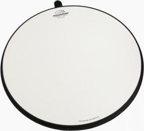 Aquarian Drumheads SP14 Superpad Drumhead Practice Pad & Damper
