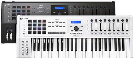 Arturia KeyLab 49 mkII 49-Key MIDI Keyboard Controller