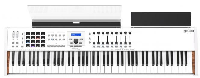Arturia KeyLab 88 MKII MIDI Keyboard Controller