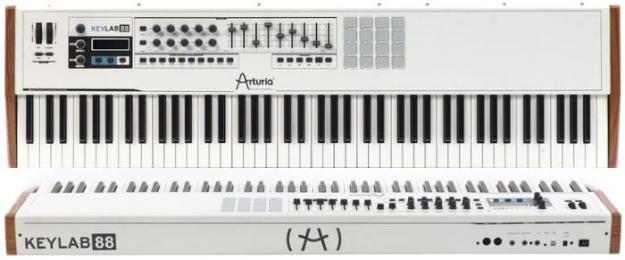 Arturia KeyLab 88 - 88-key MIDI Keyboard Controller