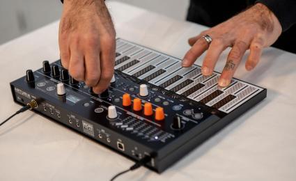 Arturia MicroFreak Experimental Hybrid Keyboard Synth