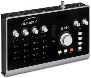 Audient iD44 20 x 24 USB Audio Interface - 4 Analog Inputs