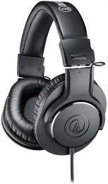 Audio-Technica ATH-M20x Closed-Back Studio Headphones