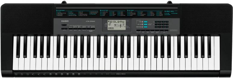 Casio CTK-2550 61-Key Portable Arranger Keyboard