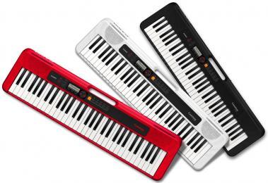 Casio Casiotone CT-S200 61-Key Portable Digital Keyboard