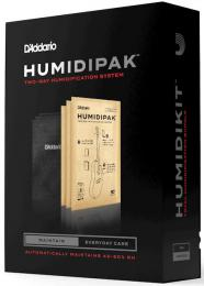 D'Addario Humidipak PW-HPK-01 Two-Way Humidification System