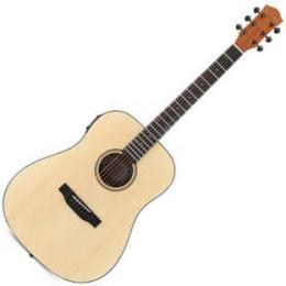 Donner DAG-1E Dreadnought Acoustic Electric Guitar