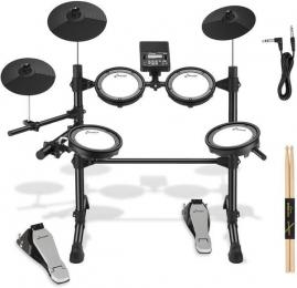 Donner DED-100 5-Piece Electronic Drum Set