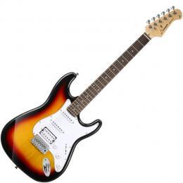 Donner DST-102 (HSS) 6-String Electric Guitar