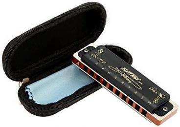 East Top Blues Diatonic Harmonica