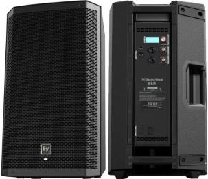 "Electro-Voice ZLX-12P 12"" Powered PA Speaker - 1000W"