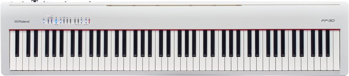 Roland FP-30 88-Key Digital Piano