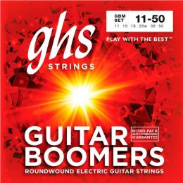 GHS GBM Guitar Boomers Electric Guitar Strings (Medium Gauge)