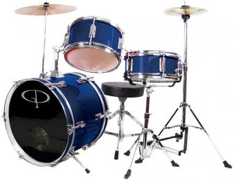 GP Percussion GP50 Acoustic Junior Drum Set