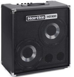 """Hartke HD500 2x10"""" 500-watt Bass Combo Amp"""