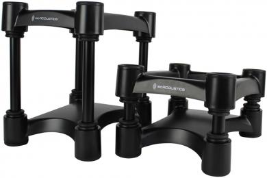IsoAcoustics ISO-L8R155 Medium Acoustic Isolation Stands