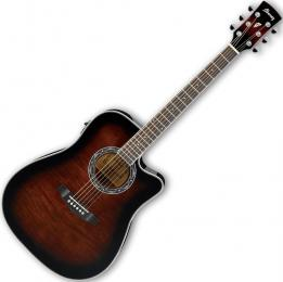 Ibanez PF28ECE 6 String Acoustic-Electric Guitar
