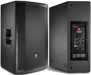 """JBL Professional PRX815W Powered PA Speaker 15"""" - 1500W"""