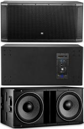 "JBL SRX828SP - 2000W Powered  Dual 18"" Subwoofer"