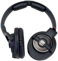 KRK KNS 8400 Studio Monitoring Headphones - Closed-Back