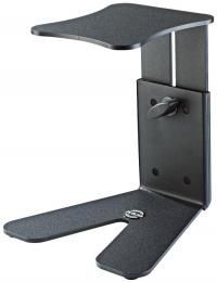 K&M 26772 Tabletop Studio Monitor Stand - Single