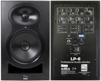 Kali Audio LP-6 6.5 inch Powered Studio Monitor