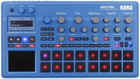 Korg Electribe 2 Drum Machine