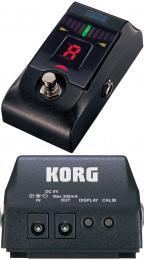 Korg Pitchblack Guitar Pedal Tuner