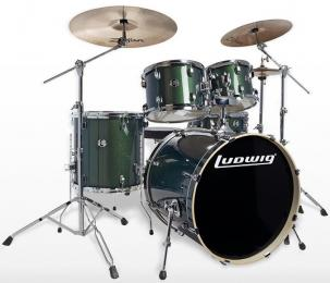 Ludwig Element Evolution LCEE220 5-piece Drum Set
