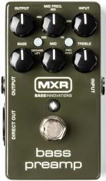 MXR M81 Bass Preamp DI Pedal