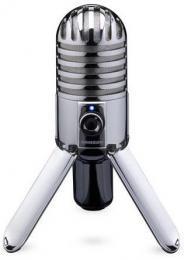 Samson Meteor Mic Desktop Studio Condenser USB Microphone