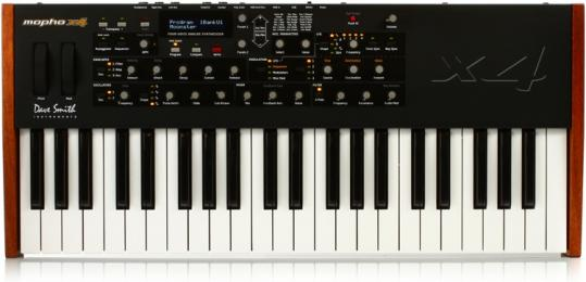 Dave Smith Instruments Mopho x4 Analog Synthesizer