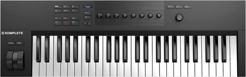 Native Instruments Komplete Kontrol A49 49-Key MIDI Keyboard Controller