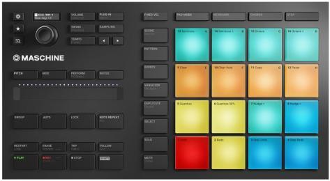 Native Instruments Maschine Mikro MK3 MIDI Pad Controller