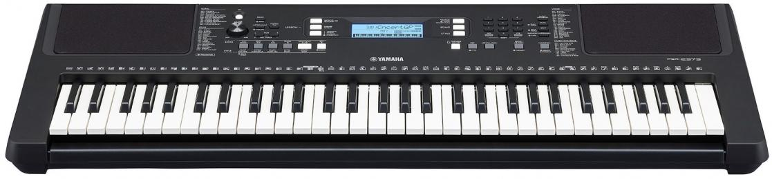 Yamaha PSRE373 61-Key Portable Keyboard