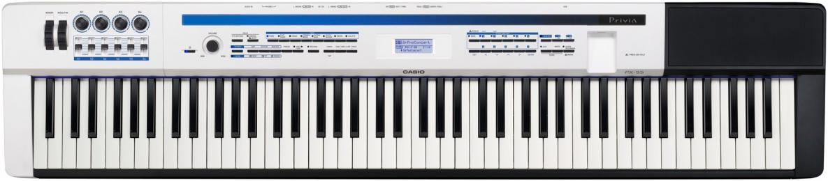 Casio Privia PX-5S 88-key Stage Piano