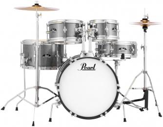 Pearl Roadshow Jr. 5-piece Acoustic Drum Set